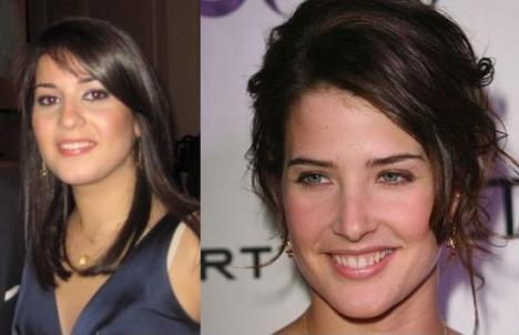 The chick from How I Met Your Mother